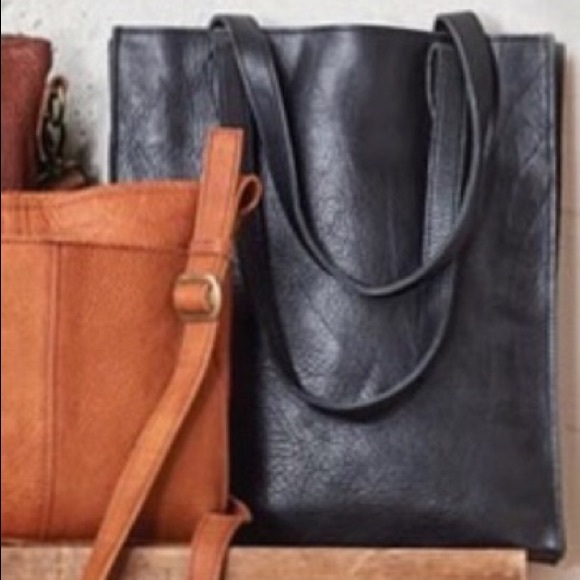 c602203dc0ff Duluth Handbags - Duluth Trading Company Leather Everyday Tote